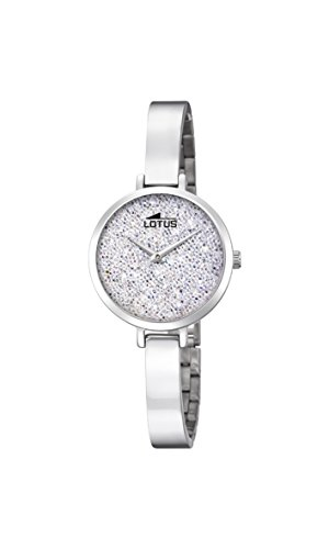Lotus Womens Analogue Quartz Watch with Stainless Steel Strap 18561/1