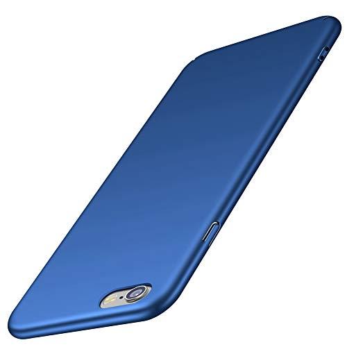 Schutzhülle für iPhone 6 / 6S, 11,9 cm (4,7 Zoll), matt, Kratzfest, ultradünn, leicht, minimale Abdeckung iPhone 6s/6 blau