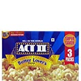 #9: Act II Microwave Popcorn Butter Lovers, 297g