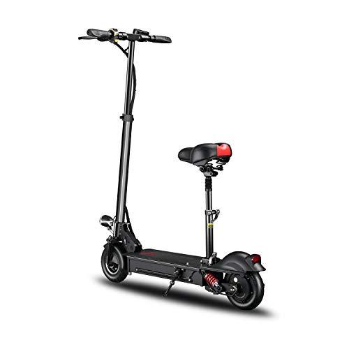 XULONG Scooters eléctricos para Adultos Plegable