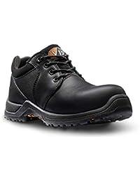 Desconocido V12 Challenger IGS S3 SRC HRO - Zapato para Mujer, Color Negro