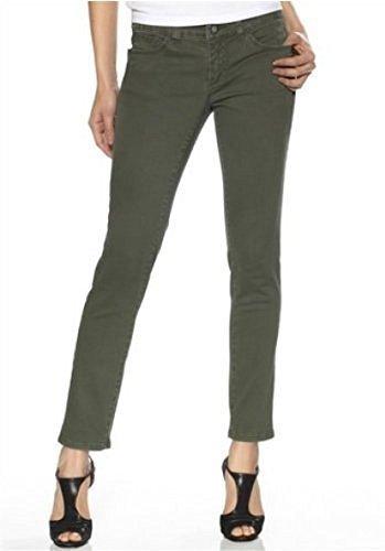 7/8 Jeans von Laura Scott in Khaki Gr. 80 (Gr. 40)