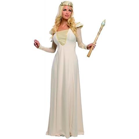 Rubies Fancy dress costume Co. Inc Womens Deluxe Adult Glinda Fancy dress costume