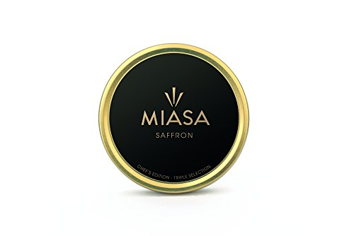 Miasa Safran Chefs Edition - triple selection 12 (12,5 g)