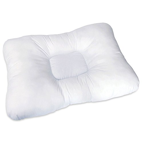 66fit orthopaedic cervical neck support pillow for neck shoulder and upper spine pain relief at - Almohada cervical ...