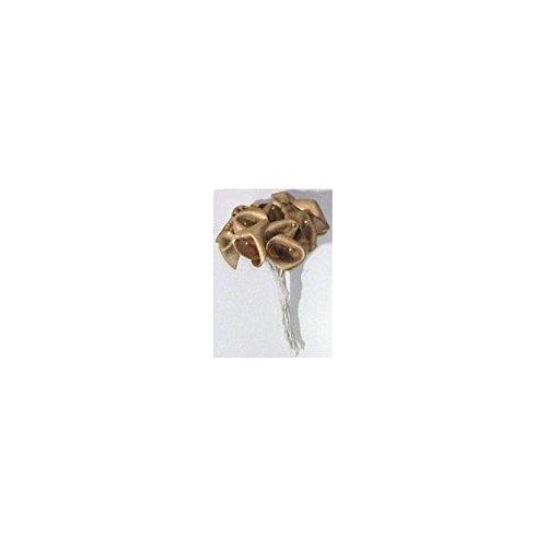 12 Arum Tissu Or