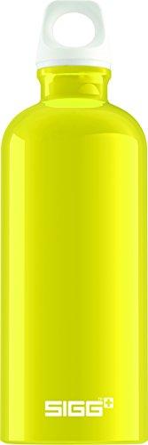 Sigg - Fabulous - Gourde - Mixte - Jaune - 0.6 L