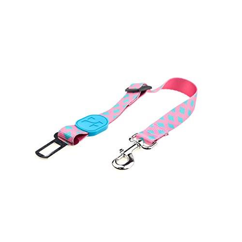 HiDream Profusion Series - Auto-Sicherheitsgurt für Hunde - Bobby Serie Textil