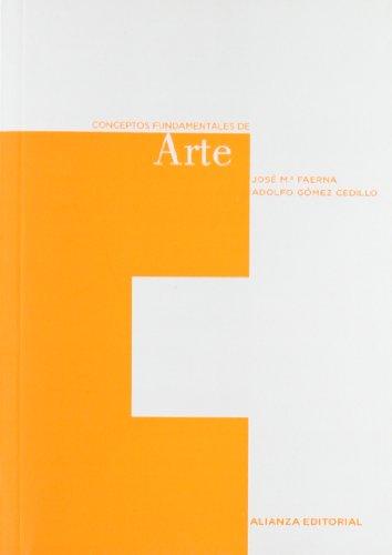 Conceptos fundamentales de Arte (El Libro Universitario - Herramientas)