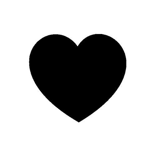 artemio-tipo-a-full-tamano-pequeno-sello-de-madera-en-forma-de-corazon