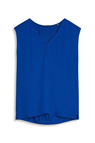 ESPRIT Collection Damen T-Shirt Blau (Bright Blue 410)
