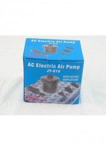 Elektrische Luftpumpe zum anrauchen der Wasserpfeife von Aladin Shisha