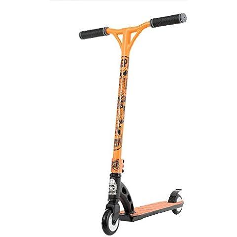 MGP Madd Gear Stunt Scooter Custom made i (Arancione/Nero)