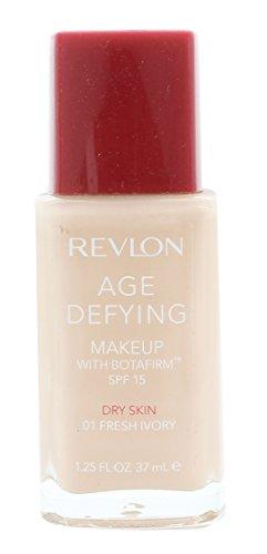 Revlon Age Defying Foundation / Makeup Dry Skin 37ml- Fresh Ivory (01)