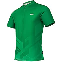 IXS Jersey Satisfar - Prenda, Color Verde, Talla l