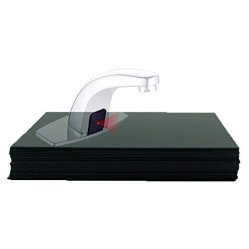 Hemobllo lineare Polarisationspädagogik polarisierte Filterfolien horizontal glänzender Polarisatorfilm für LCD
