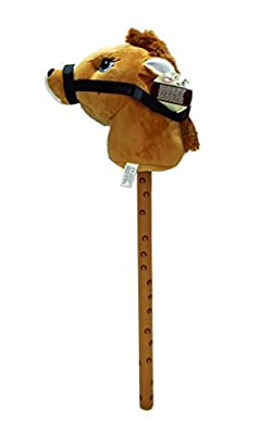 A to Z 31875 Hobby Horse with Sound Effects