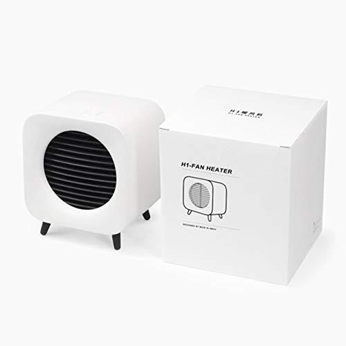 Mini ventilador calentadores portátiles 700w 220v
