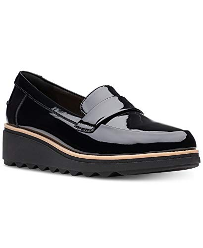 Gracie Loafers Schwarz Groesse 6.5 US /37.5 EU ()