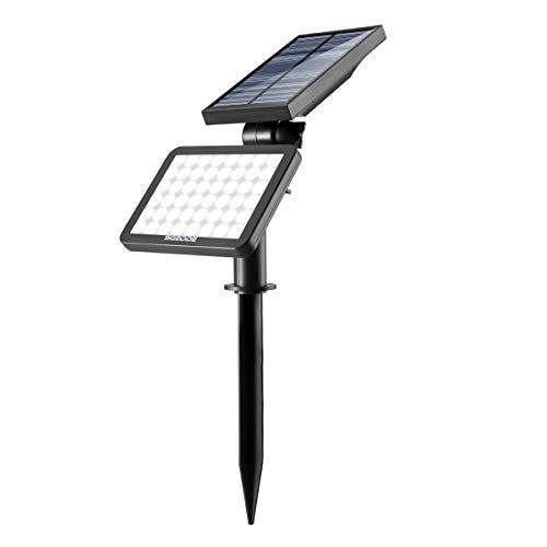 Luci Solari da Giardino, SGODDE 200lm Impermeabile IP65 48 Perle di Lampada Auto-induzione, ad Energia Solare, per Prato, Giardino, Piscina, Albero, Yard, ecc.