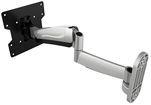RICOO Ferseh-Halterung S2722 mit Gasdruckfeder Flachbild-Fernseher O-LED Wohnwand LCD TV Wandhalterung Schwenkarm Flachbildschirm Fernseh-Wand-Halter - 3