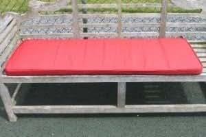 uk gardens coussin de banc de jardin terracotta pour. Black Bedroom Furniture Sets. Home Design Ideas