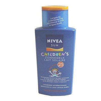 Nivea - Sun Kids Sonnen-Milch LSF 25