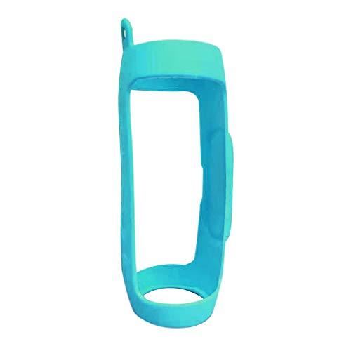 Silikon Hülle für JBL Charge 4, 7Lucky Silicone Case Cover Schlinge Tasche für JBL Charge 4 (Minzgrün)