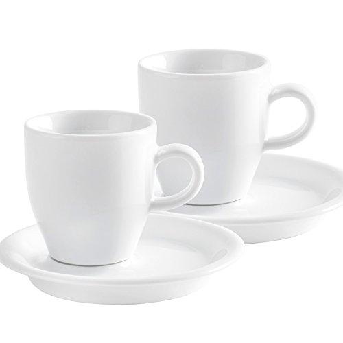 Kahla Espresso-Doppio-Set, 4-tlg. Café Sommelier Neu OVP
