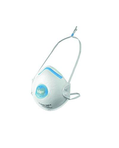 Dräger X-plore 1320 V FFP2-10 Staubmasken/Atemschutzmasken mit Ventil