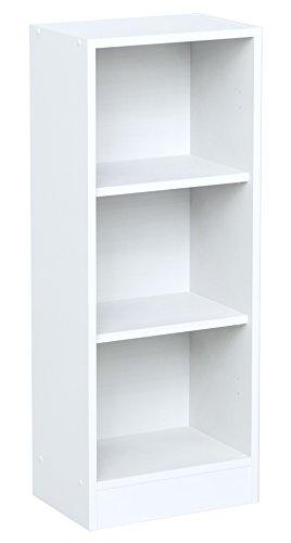 INFINIKIT Haven Pequeño Librero - Blanco