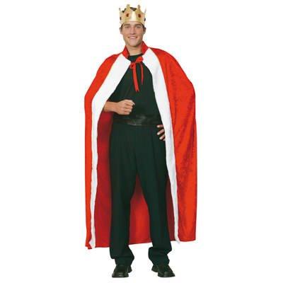 KBO83581 Herren-Kostüm König (Umhang und (Kostüme Home König)