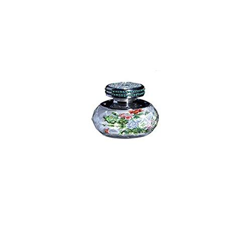 CFZHANG Parfüm Flasche Luftbefeuchter USB leise Negative Sauerstoff-Ionen-Kristall zusätzlich zu Formaldehyd kreative Indoor-Touch-Mini-Auto , white Sauerstoff Philips