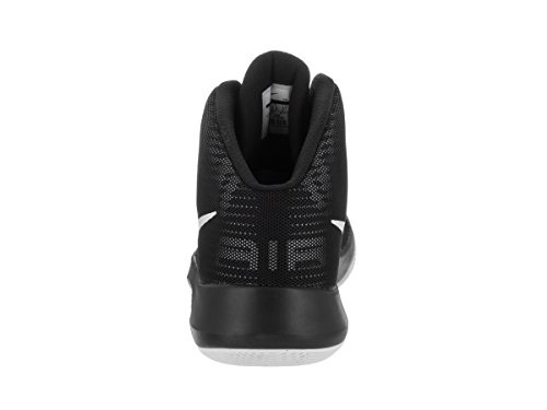 Zapatillas De Baloncesto Nike Air Precision Para Hombre Negro