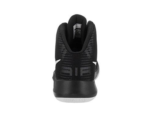 Nike Air Precision Pallacanestro Scarpe da uomo 001 BLACK/WHITE-COOL GREY