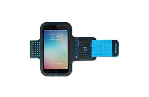 XtremeMac IPP-XSP-23 Sportwrap Armband für Apple iPhone 6/Samsung Galaxy S5 schwarz Sportwrap Armband