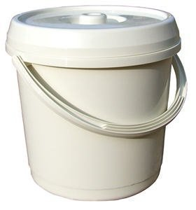 14 Litre Nappy Bucket with Lid – Cream 31VbqEVIwnL