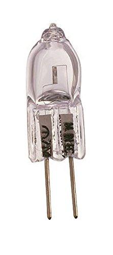 5W 12V Halogen-Kapsel Lampe–30mm–Tasche von 10 (Tasche Kapsel)