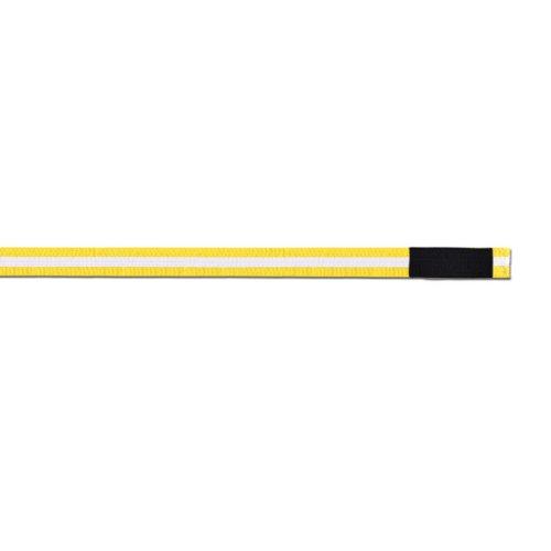 Revgear M000 Brazilian Jiu Jitsu Kampfsportgürtel, Gelb/Weiß, M000