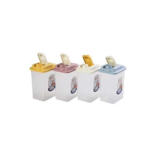 J-heyuan Caja de Almacenamiento de arroz, Tanque de Almacenamiento de Granos a Prueba de Insectos y Humedad.