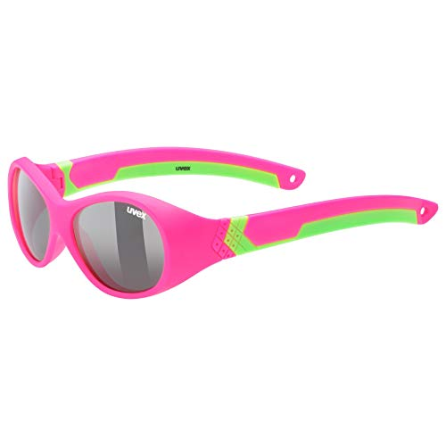 Uvex Jugend Sportstyle 510 Sportbrille, Rosa, one Size