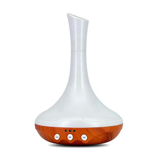VGFTP Humidificador de Aire aromático, difusor de aceites Esenciales de aromaterapia, Colorido LED...