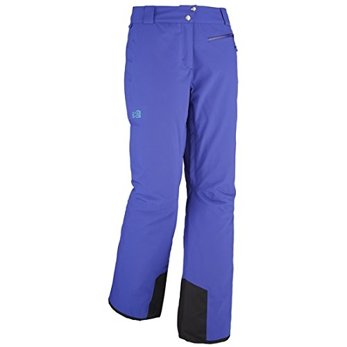 Millet miv6982Hose lang Damen S Violett / Blau