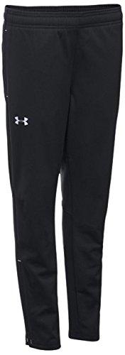 Under Armour Jungen Y Challenger II Knit Pants Hose, Black, YM