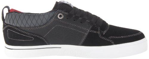 Etnies Etnies Mns Brake 2.0, Baskets mode homme Noir (Black Grey)