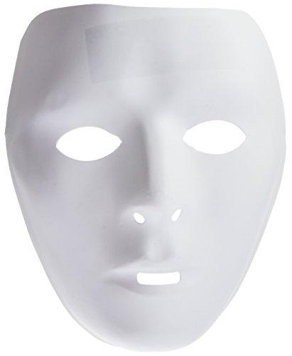 generique-ma0110-lot-de-12-masques-enfant-a-peindre-en-pvc-taille-unique-modele-aleatoire