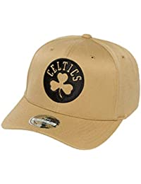 Mitchell   Ness Mujeres Gorras Gorra Snapback The Sand and Black 2-Tone NBA eb5d1b5eeab