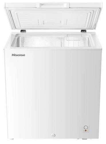 Hisense FC189D4AW1 Libera installazione A pozzo 145L A+ Bianco congelatore