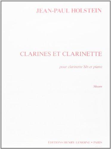 Clarines et clarinettes