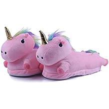 stile classico Liquidazione del 60% qualità affidabile Amazon.it: unicorno pantofole bambina